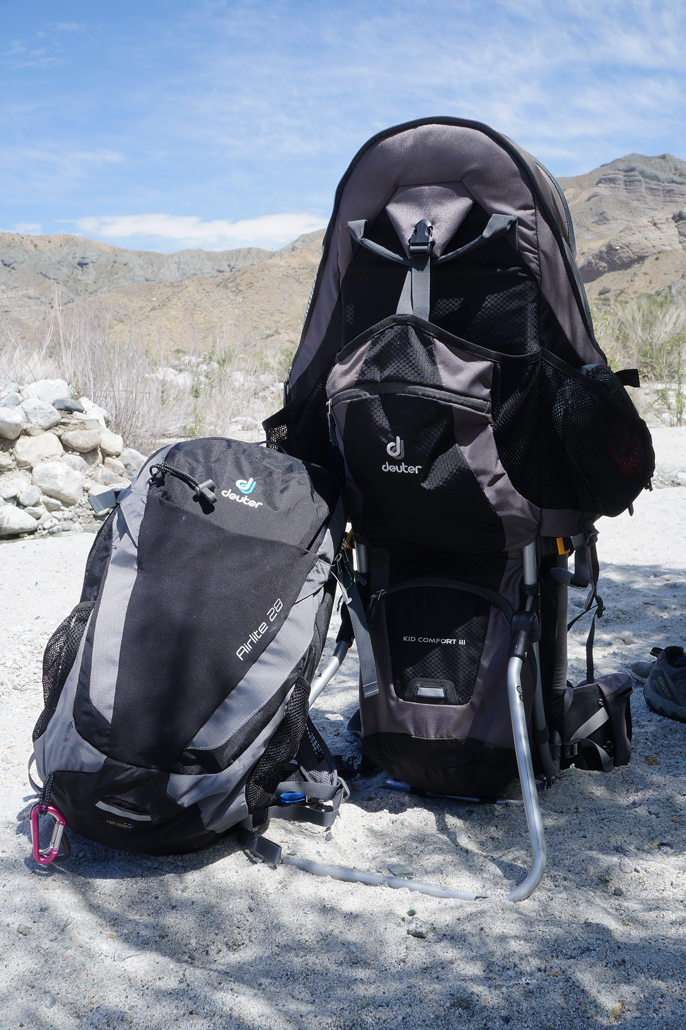 Gear Review Deuter Airlite 28 Gear Reviews Trip