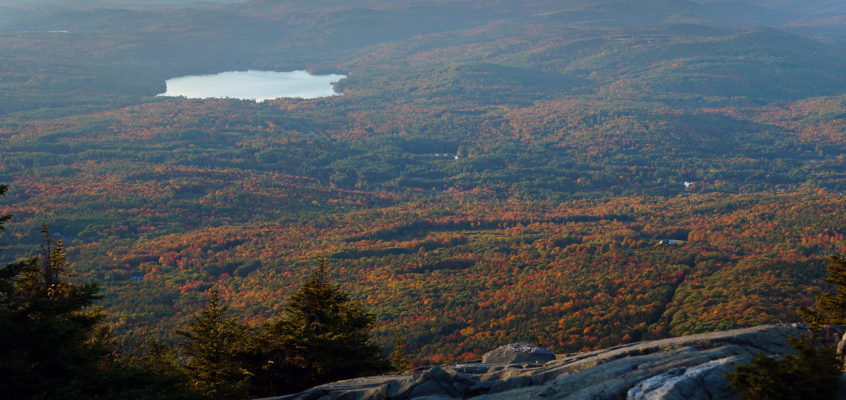 52 With-A-View: Mount Kearsarge, October 11 2016